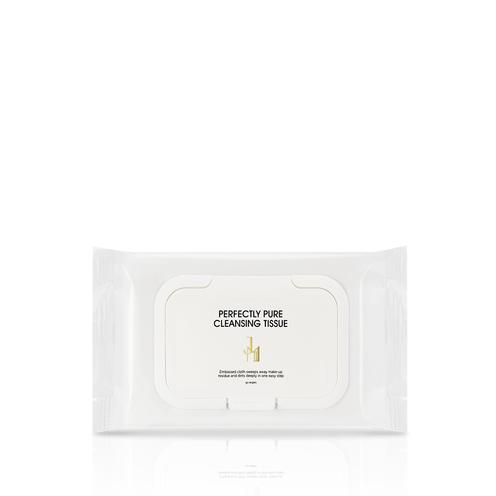 PERFECTLY PURE CLEANSING TISSUE